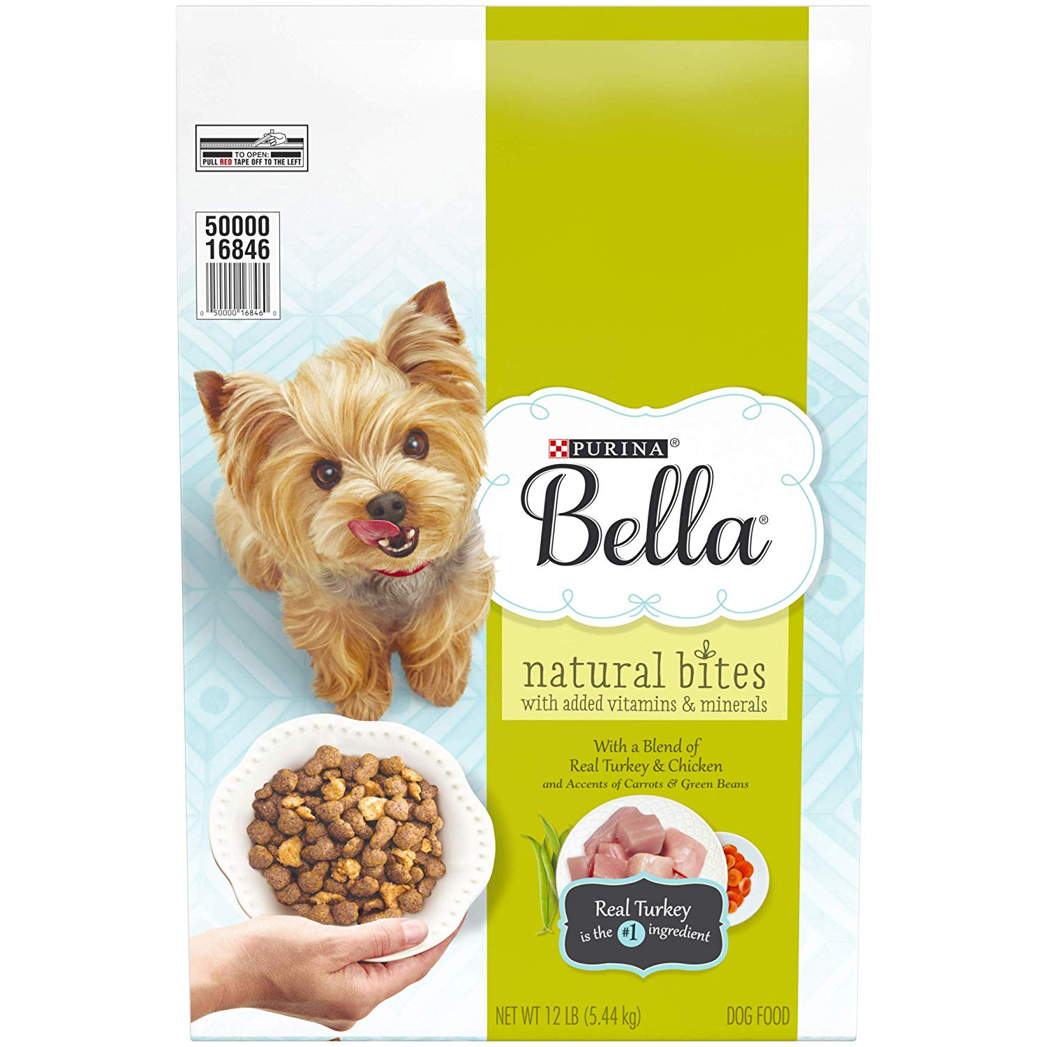 Purina Bella Natural Bites for Small Dogs