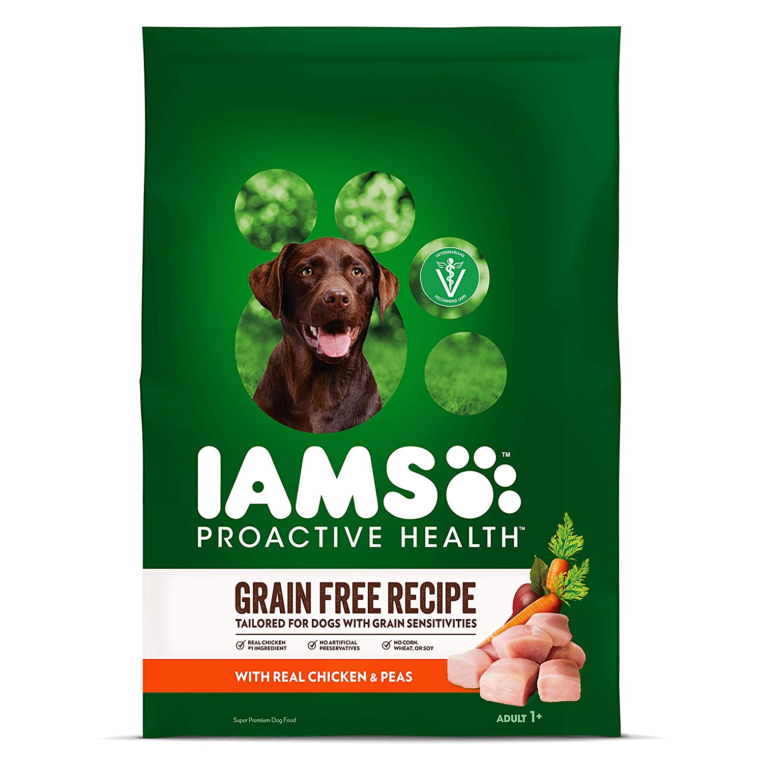 IAMS Proactive Grain Free Dog Food